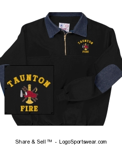 The Firefighter Workshirt Design Zoom